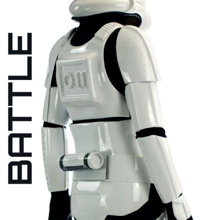 Original Stormtrooper Armour Battle  Spec MK3 Combo Deal